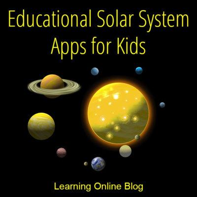 Educational Solar System Apps for Kids