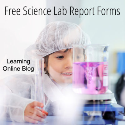 Free Science Lab Report Forms