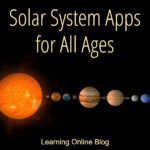 Solar System Apps for All Ages