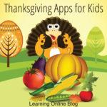 Thanksgiving Apps for Kids