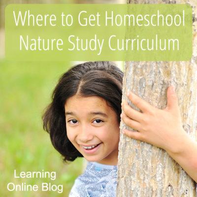Where to Get Homeschool Nature Study Curriculum