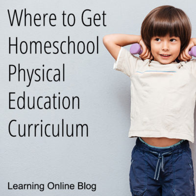 Where to Get Homeschool Physical Education Curriculum