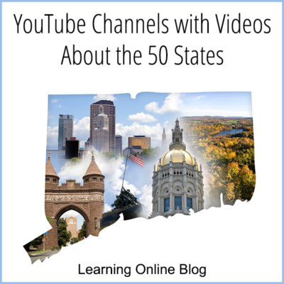 YouTube Channels with Videos About the 50 States