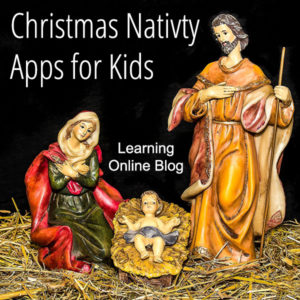 Christmas Nativity Apps for Kids