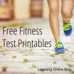 Free Fitness Test Printables