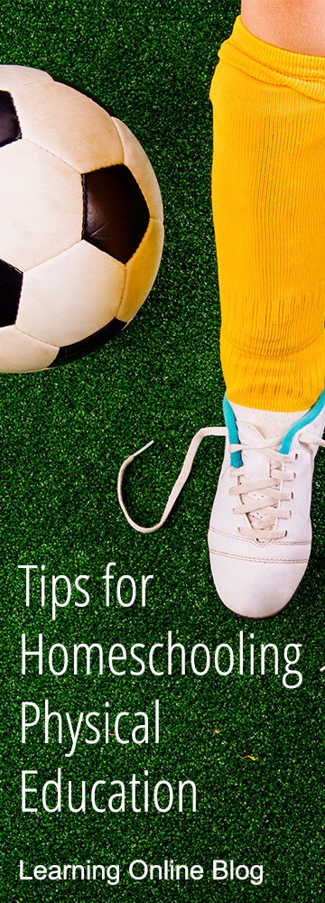 Tips for Homeschooling Physical Education