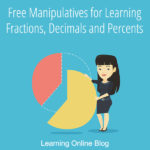 Free Manipulatives for Learning Fractions, Decimals and Percents