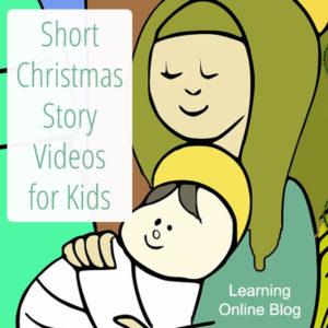 Short Christmas Story Videos for Kids