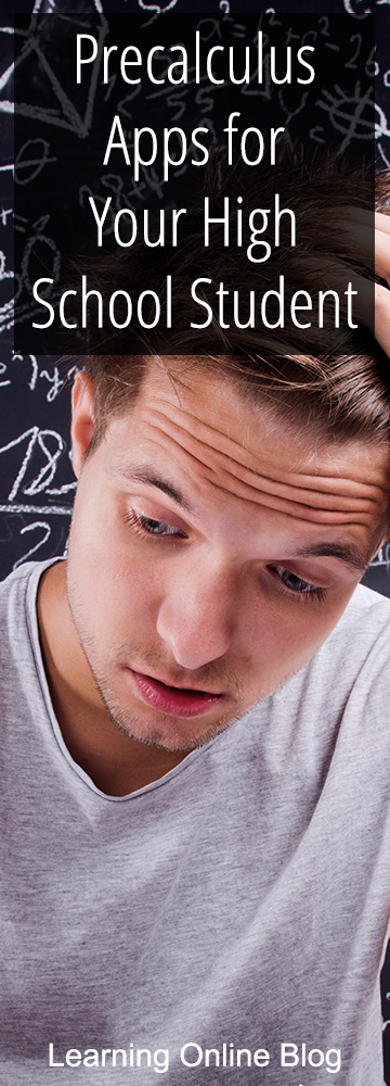 Precalculus Apps for Your High School Student