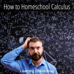 How to Homeschool Calculus