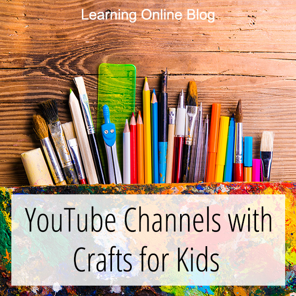 Youtube Channels With Crafts For Kids