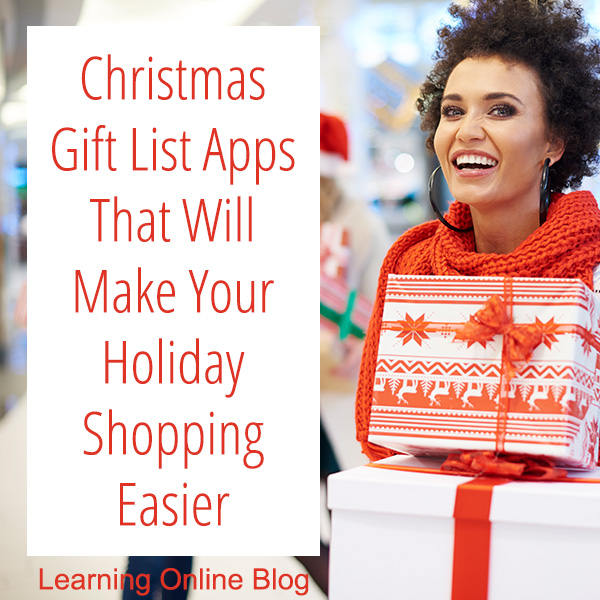 christmas gift list apps that will make your holiday shopping easier