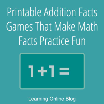 It's just a picture of Printable Addition Games in fifth grade